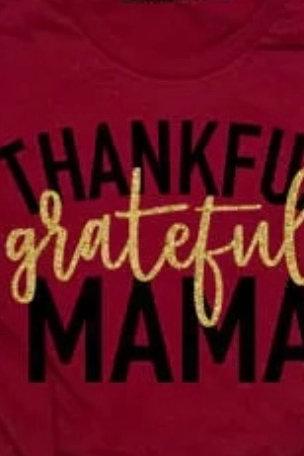 Thankful Grateful Mama