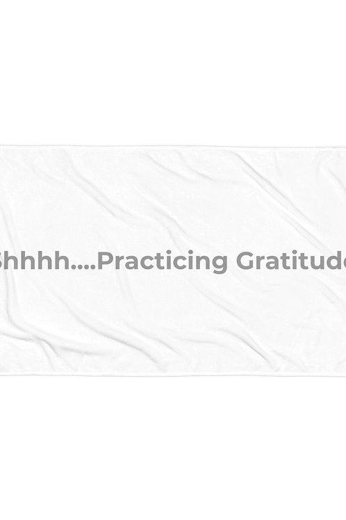 Gratitude Towel