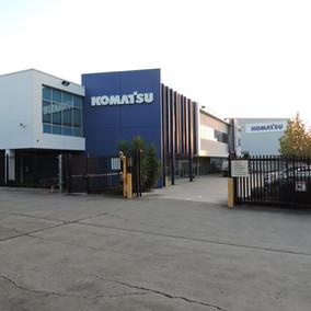 Komatsu - Ongoing Projects
