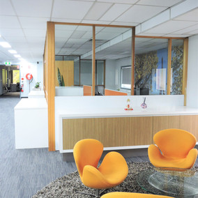 Silverwater Project - Interior Meeting Space