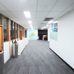 Silverwater Project - Interior Office Space