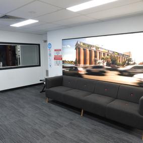 Silverwater Project - Interior Reception