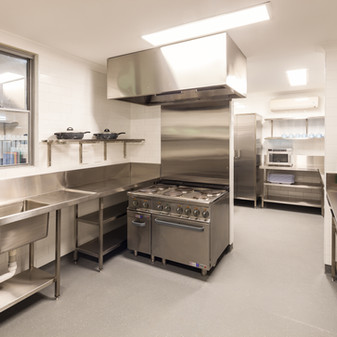 The Kitchen - Equipped for a Pro