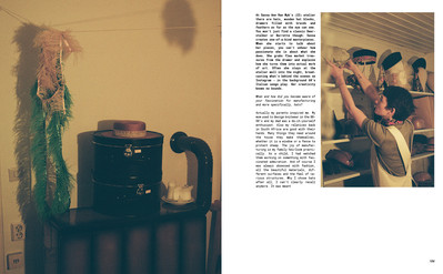 Terrible Magazine issue 01, Interview Sassa Ann Van Wyk