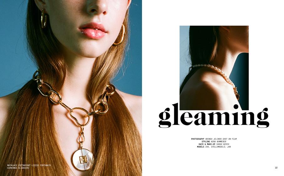 Terrible Magazine issue 01, Gleaming