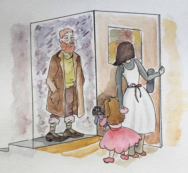 Illustration for Little Christmas Stories