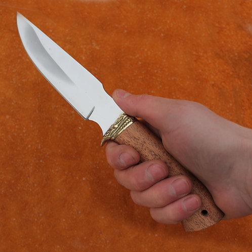 """Туристический нож """"Гарсон"""" из нержавеющей стали"""