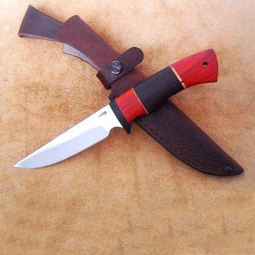 """Кованый нож """"Койот"""" сталь 95х18"""