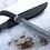 """Thumbnail: Кованый нож """"ПЛАСТУНСКИЙ""""из дамасской стали"""