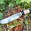 """Thumbnail: Нож """"Таежный"""" кованая сталь 95х18"""