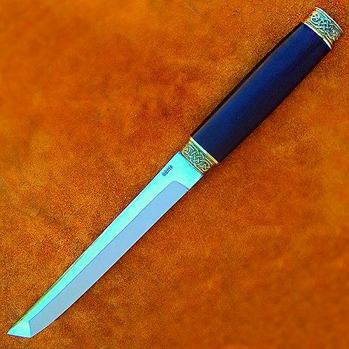 """Кованый нож """"Танто"""""""