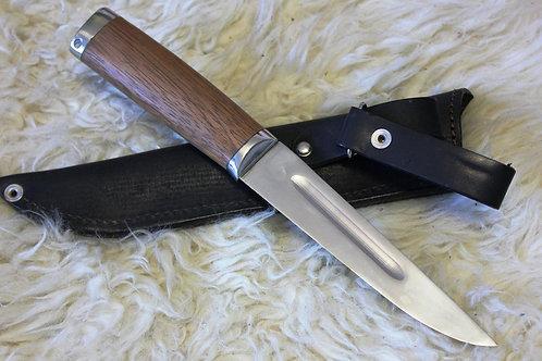"""Нож """"Якутский"""" с односторонней заточкой"""