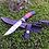 "Thumbnail: Кованый нож ""Сазан""  со следами ковки"