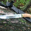 "Thumbnail: Кованый нож ""ПЛАСТУНСКИЙ"" Кованая сталь 95х18"