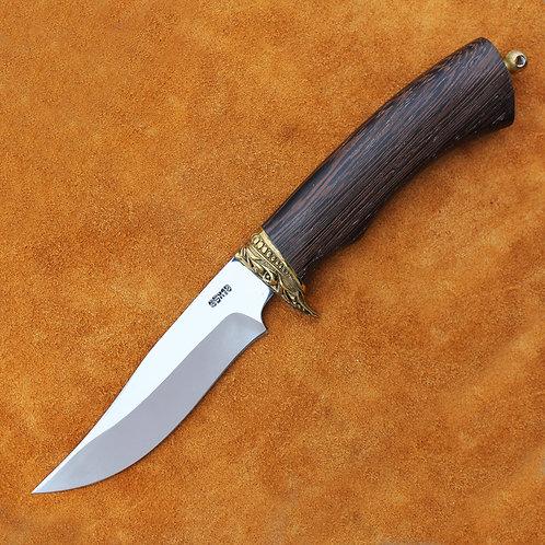 """Кованый нож """"Скорпион""""  95х18"""