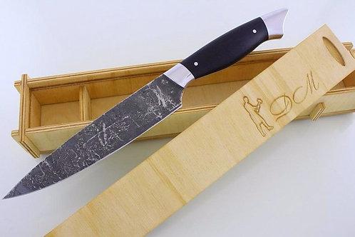 """Нож """"Универсальный"""". Клинок из кованой стали 95х18."""