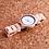Thumbnail: Деревянные наручные часы Клён