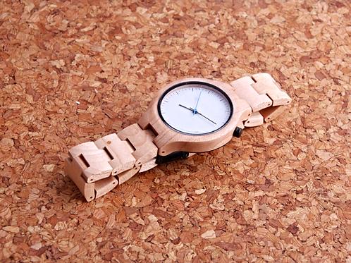 Деревянные наручные часы Клён