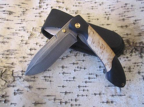 Нож складной Нерпа
