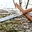 Thumbnail: Нож ТАНТО из кованой стали Х12МФ в подарочном исполнении