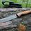 """Thumbnail: Нож складной """"ЛЕСНИЧИЙ"""" с клинком из дамасской стали"""