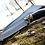"Thumbnail: Кованый нож ""ФЛАМИНГО"" из дамасской стали"
