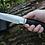 "Thumbnail: Нож ""Уссуриец-2"" из кованой стали Х12МФ"