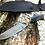 Thumbnail: Кованый нож из дамасской стали в подарочном исполнении