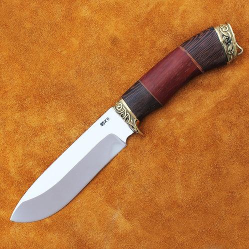 """Кованый нож """"Морж"""""""