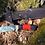 """Thumbnail: Кованый нож """"Орлан"""" со следами ковки"""
