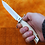 "Thumbnail: Нож ""Финка НКВД"" с рукоятью из рога лося"