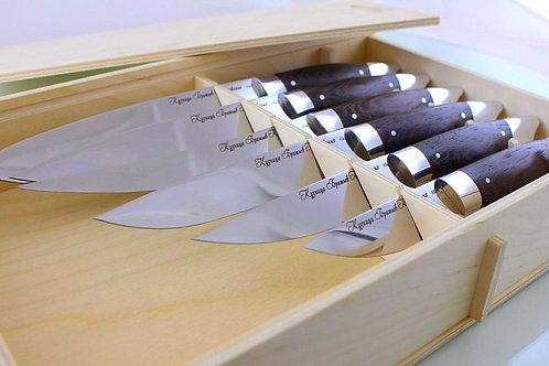 "Набор ножей ""Гранд Рататуй""."