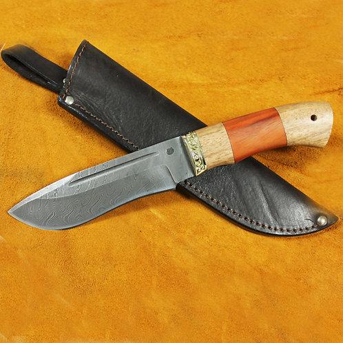 """Russian knife """"Moose"""""""