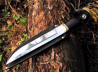 Кованые  ножи, охотничьи ножи, домасские ножи, подарочные наборы цены, мужские подарки, подарок из натуральной кожи