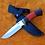 "Thumbnail: Кованый нож ""Уссуриец"" из стали 95х18"