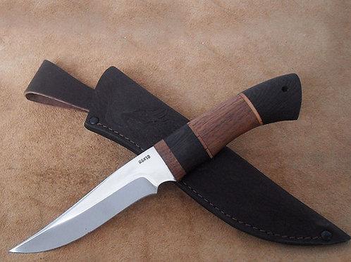 "Кованый нож ""Осетр"""
