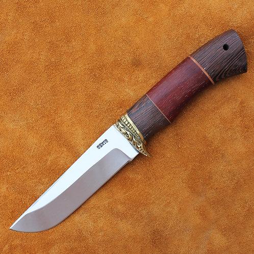 "Кованый нож ""Пегас"" из стали 95х18"