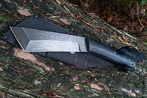 Тактический нож - НДК-17 (нож диверсионный Кочергина)