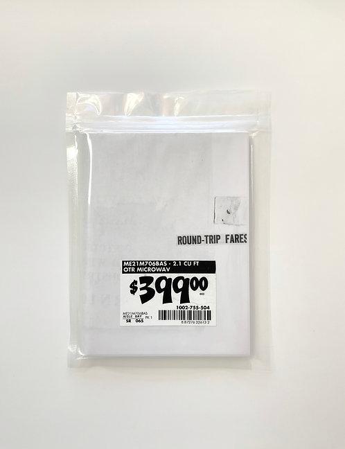 Round-Trip Fares, $399 (Copy No. 04)
