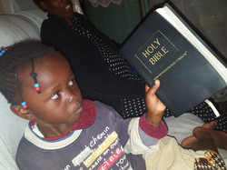 Getting a Bible