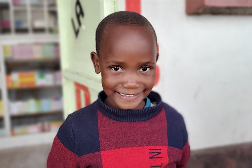 Thomas   5 year-old