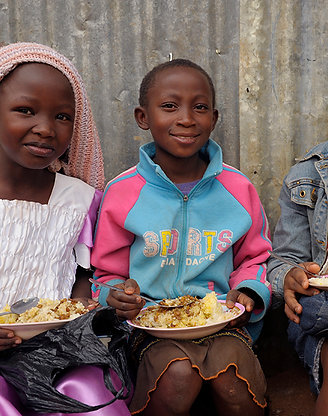 Christmas Meal for a Child