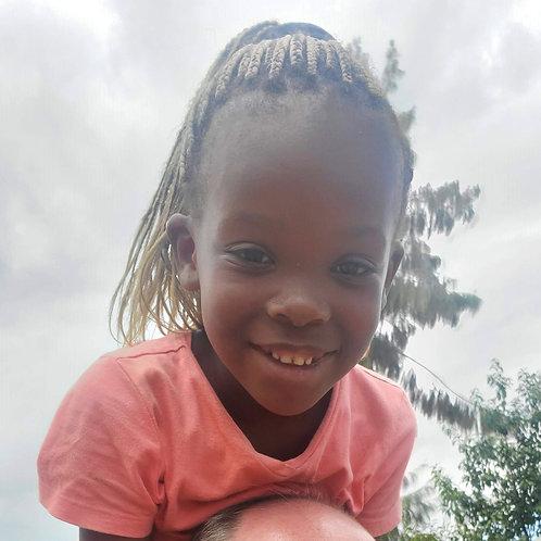 Natalia  6 year old
