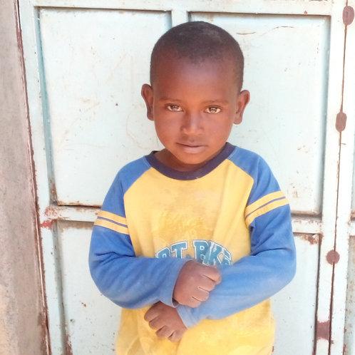 Joel   3 years-old