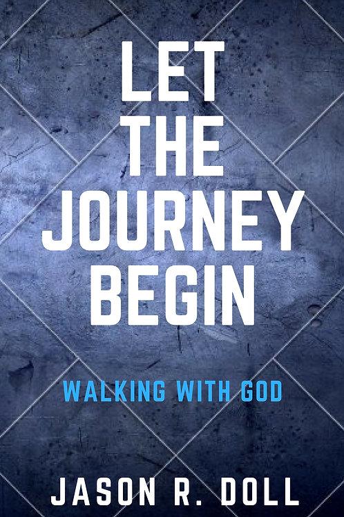 Book: Let the Journey Begin