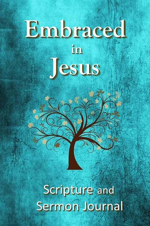 Embraced in Jesus Study Journal