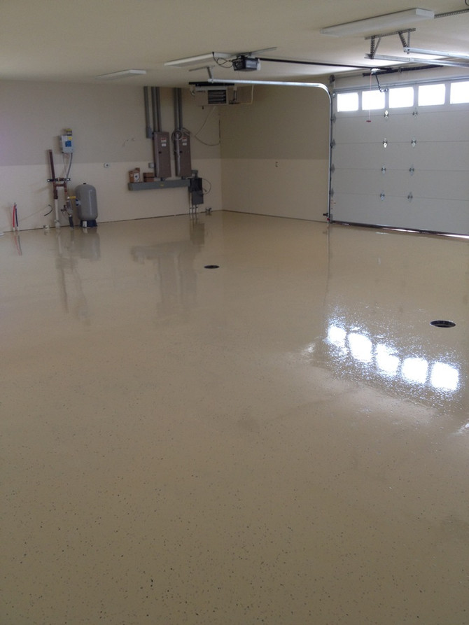 How to install a long lasting, durable epoxy floor