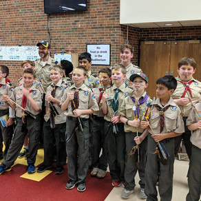 Welcome, Pack 2 Scouts
