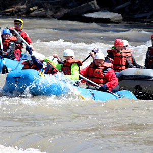 Whitewater Rafting - 2018