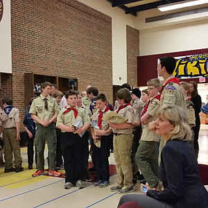 Crossover Banquet - Pack 2 2016
